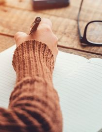 The Benefits of Journaling With Gout