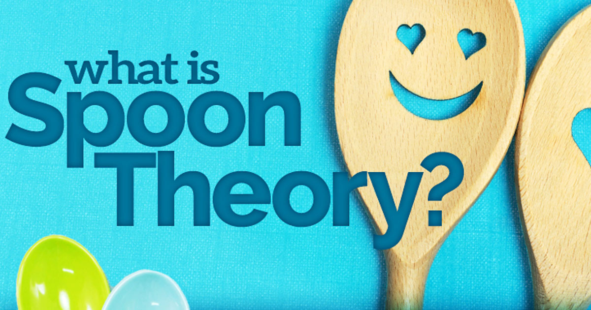 Gout Infographic - Explain Gout With the Spoon Theory