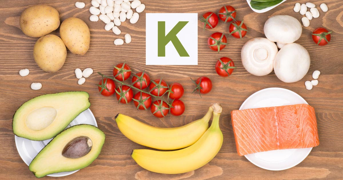 Bananas, avocados, cherry tomatoes and other potassium-rich foods